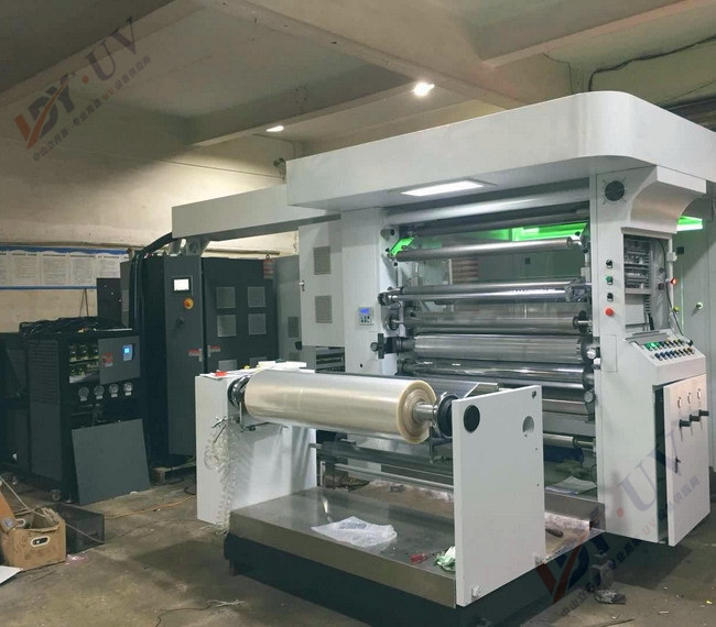 Wenzhou Branch Radium Optical Film UV Molding Machine