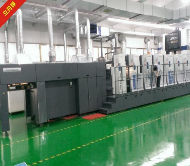 What is the standard for gravure printing equipment?