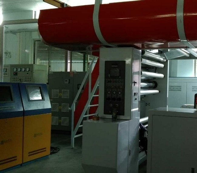 Huaying gravure printing supporting UV system